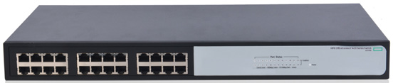 HPE OfficeConnect 1420-24G Switch #JG708B