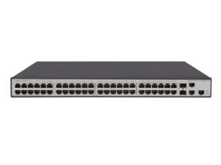 HPE OfficeConnect 1950-48G-2SFP+-2XGT Switch #JG961A