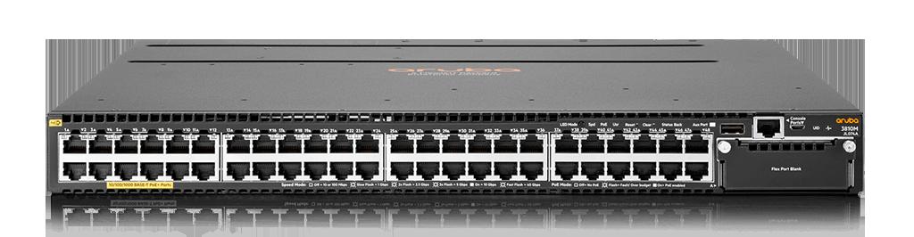 HP JL083A Aruba 3810M//2930M 4SFP MACsec Module ProCurve
