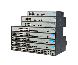 HP 1920-24g-PoE+(180W) Switch