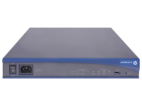 HP MSR20-1x Router Series