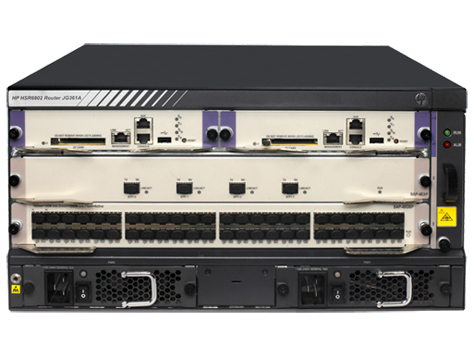 HP HSR6800 Router Series