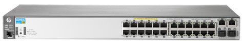 HP 2620-24-PoE+ Switch (J9624A)