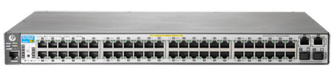 HP 2620-48-PoE+ Switch (J9627A)