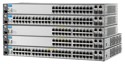 HP 2620 Switch Series | CurveSales com