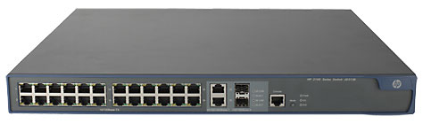 HP 3100-24-PoE v2 EI Switch (JD313B)