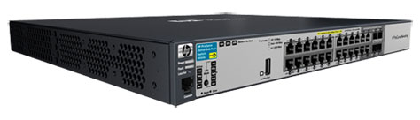 HP 3500-24G-PoE+ yl Switch (J9310A)