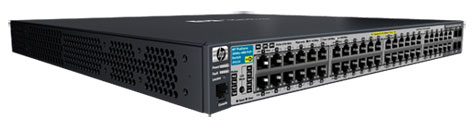 HP 3500-48G-PoE+ yl Switch (J9311A)