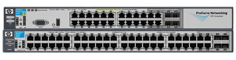 HP 3500 yl Switch Series