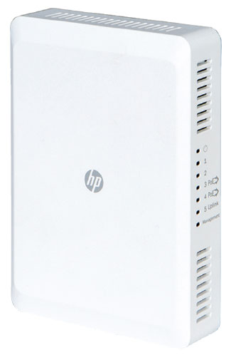 HP NJ5000 5G PoE+ Walljack