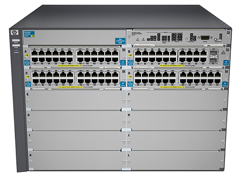 HP 5400 zl Switch Series | CurveSales com