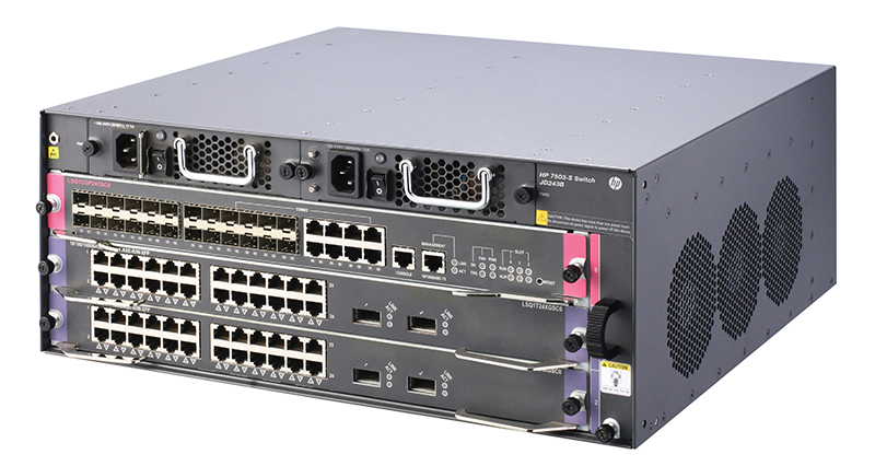 HP 7500 Switch Series | CurveSales com