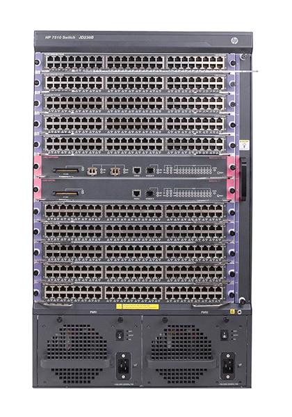 HP 7500 Switch Series | CurveSales com