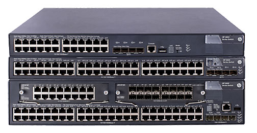 HP 5800 Switch Series