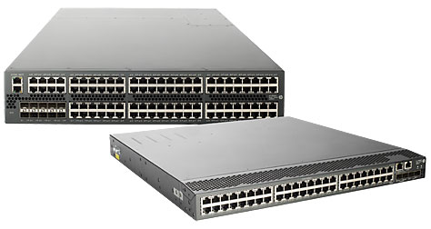 HP 5830 Switch Series
