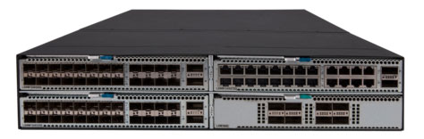 HP FlexFabric 5930 Switch Series