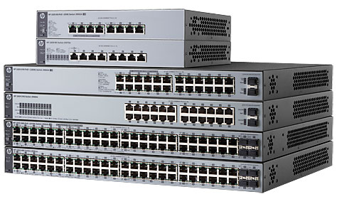 HP 1820 Switch Series