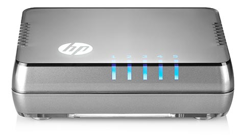 HP 1405 Switch Series