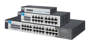 HP 1410 Switch Series